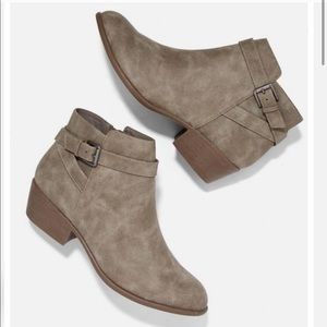 Cute booties! Worn once only!